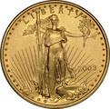 2003 Quarter Ounce Eagle Gold Coin
