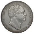 1834 William IV Silver Halfcrown