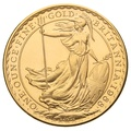 1988 Gold Britannia One Ounce Coin