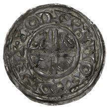 1016 -1035 Cnut Hammered Silver Penny Short Cross Type - York Mint Goodman