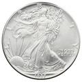 1987 1oz American Eagle Silver Coin