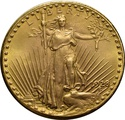 1928 $20 Double Eagle St Gaudens Head Gold Coin Philadelphia