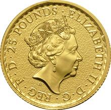 2017 Quarter Ounce Gold Britannia- Gift Boxed