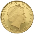 2013 Half Ounce Proof Britannia Gold Coin