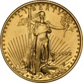 1992 Tenth Ounce Eagle Gold Coin