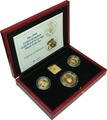 1994 Gold Proof Sovereign Three Coin Set Boxed