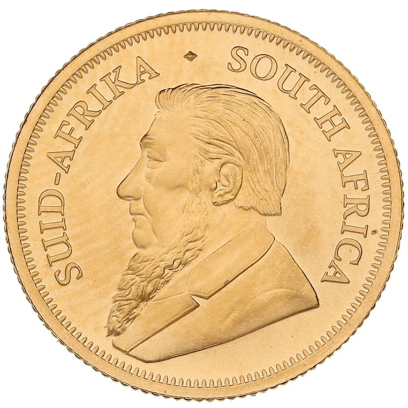 2021 Tenth Ounce Krugerrand Gold Coin