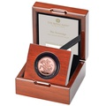 Gold Proof 2021 Sovereign Boxed