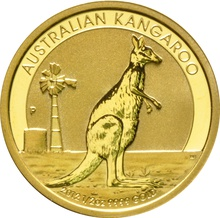 Half Ounce Gold Australian Nugget Best Value