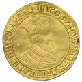 1607-9 James I Hammered Gold Double-crown mm Coronet