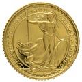 1996 Tenth Ounce Proof Britannia Gold Coin