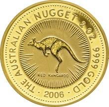 2006 2oz Gold Australian Nugget