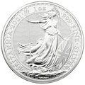 2021 Britannia One Ounce Silver Coin
