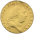 1787 George III Gold Guinea