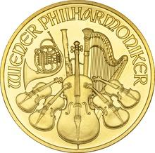 2011 1oz Austrian Gold Philharmonic Coin