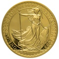 1995 One Ounce Proof Britannia Gold Coin