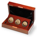 2014 Gold Proof Sovereign Three Coin Premium Set Boxed