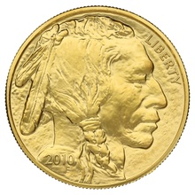 2010 1oz American Buffalo Gold Coin