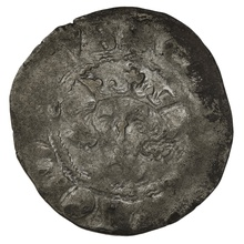 1279-1307 Edward I Silver Penny. Bishop Bec. Class 10cf3