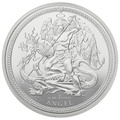 2018 Silver 1oz Isle of Man Angel Proof Coin
