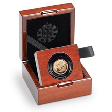 Gold Proof 2014 Half Sovereign Boxed