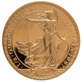 1987 Half Ounce Proof Britannia Gold Coin