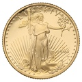 1996 Proof Tenth Ounce Eagle Gold Coin