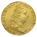 1783/5 George III Gold Half Guinea
