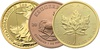 1oz Gold Coins Best Value
