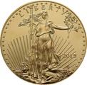 2015 1oz American Eagle Gold Coin