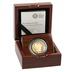 2018 Proof Quarter Britannia Gold Coin Boxed