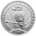 2009 1oz Silver Kookaburra