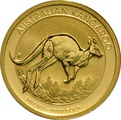 2017 Half Ounce Gold Australian Nugget