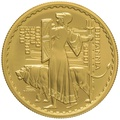 2001 One Ounce Proof Britannia Gold Coin