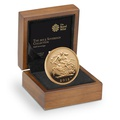 Gold Proof 2013 Half Sovereign Boxed