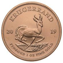 2019 1oz Gold Krugerrand