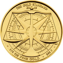 2019 Royal Mint Gold Standard Quarter Ounce £25 coin