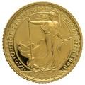 1998 Tenth Ounce Proof Britannia Gold Coin