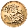 Bullion Gold Half Sovereign Best Value