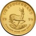 1995 Half Ounce Krugerrand