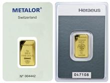 5 Gram Gold Bar Best Value (Brand New)