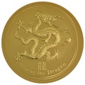 2012 10oz Year of the Dragon Lunar Gold Coin