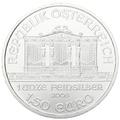 2008 1oz Austrian Philharmonic Silver Coin