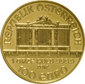 2012 1oz Austrian Gold Philharmonic Coin