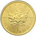 2020 Half Ounce Gold Maple