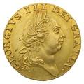 1787 Gold Guinea George III