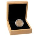 Elizabeth II Fifth Head Gold Sovereign Gift Boxed