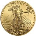 2021 Half Ounce American Eagle Gold Coin