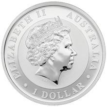 2017 1oz Silver Australian Koala