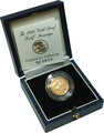 Gold Proof 1996 Half Sovereign Boxed